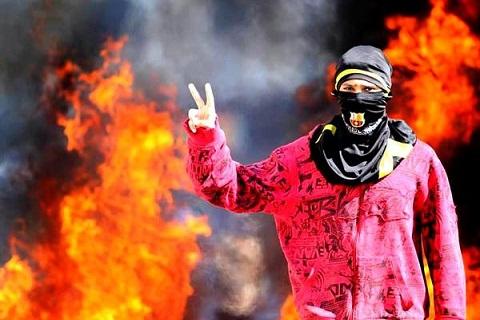 «الائتلاف» یشید بالإنجازات المیدانیّة لأبناء الشعب البحريني في «عصيان العزّة»