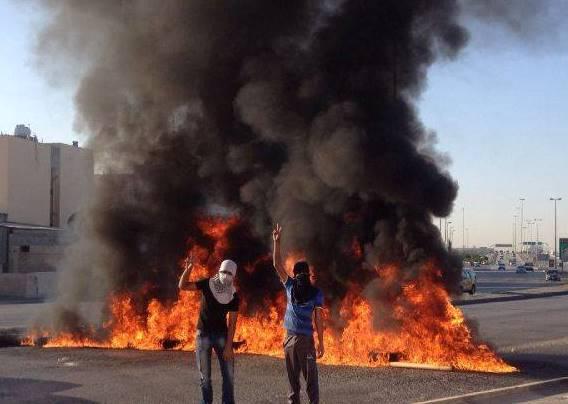 عملية «براكين العزّة» تشلّ شوارع البحرين رفضًا لسباقات «فورمولا1»
