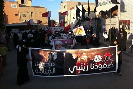 استعداداتٌ لانطلاق «المسيرات النسویّة» عصر اليوم في عدّة بلدات بحرينية