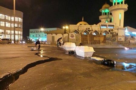 العمليّة الميدانية «مشیمع الأمجاد» تُشعل شوارع البحرين
