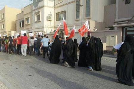 مسيرة حاشدة في «بلدة عالي» دفاعًا عن بيوت الله «المهدّمة»