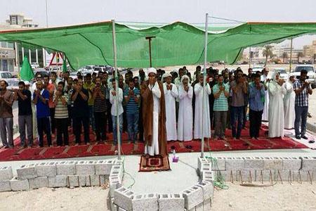 «جماهير العزّة» تحتشد في البقاع الطاهرة «للمساجد المهدّمة»