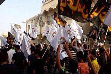 تظاهرة غاضبة وسط «بلدة السنابس» تنديداً باحتجاز «جثمان الشهيد»