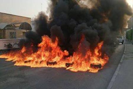«شوارع الجفير» تشتعل بنيران الغضب تضامناً مع «أسيرات الثورة»