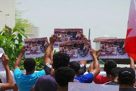 «الجولة الأولی» لمسیرات يوم العمّال العالمي تشهدُ حضوراً واسعاً في «البحرين»