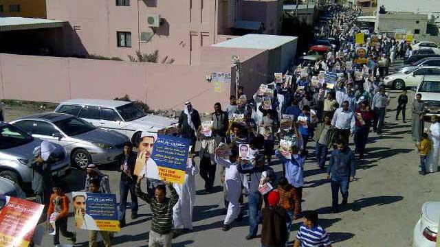مسيرات «مساجدكم متارسكم» تعمّ البحرين