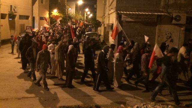 Revolutionary momentum rises in Bahrain yards