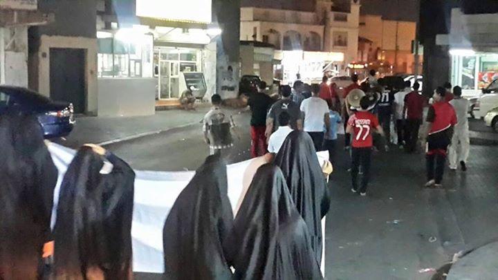 تظاهرة تعبويّة في «كرزكان» تأهبا لاستحقاق «14 أغسطس»