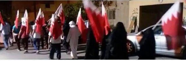 حراك الشعب البحراني مستمرّ..والائتلاف يدعو إلى تجمّع خطابيّ تحضيرا لاستحقاق «14 أغسطس»