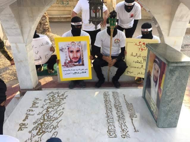 الثوّار يجدّدون العهد للشهيد القائد «عبد الرضا بوحميد» مع اقتراب استحقاق «14 أغسطس»