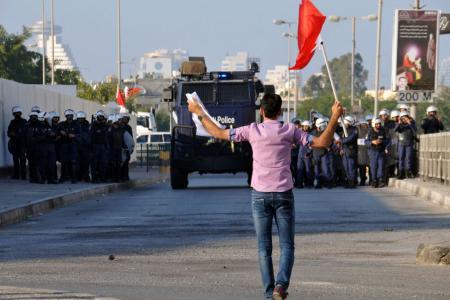 إثر الحصار الخليفي المستمر..«ائتلاف 14 فبراير» يوجه رسالة إلى أبناء «جزيرة سترة»