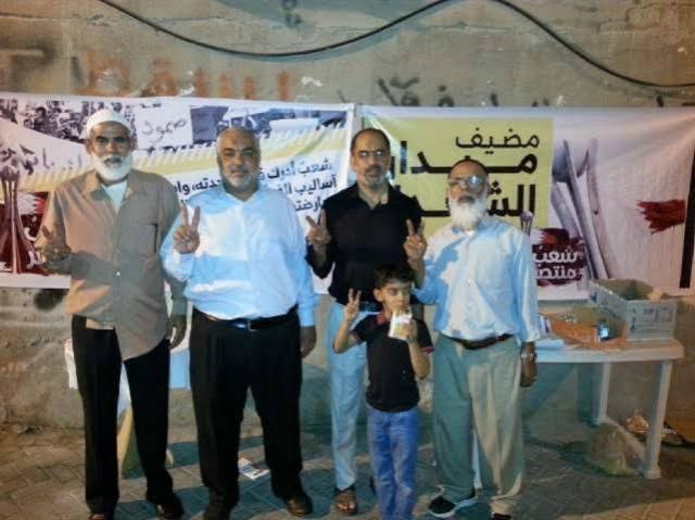 مضيف «ميدان الشهداء» يُفتتح غرب العاصمة المنامة