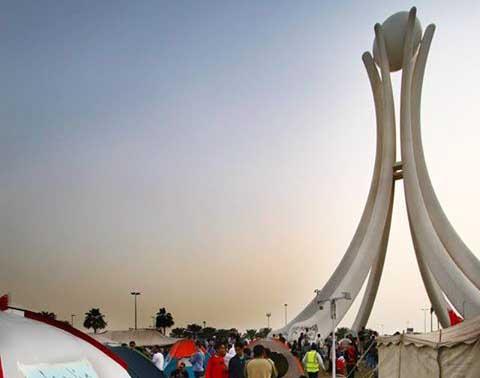 البحراني: التظاهرات قرب «ميدان اللؤلؤة» صدمت النظام الخليفي وأذهلت «المراقبين»