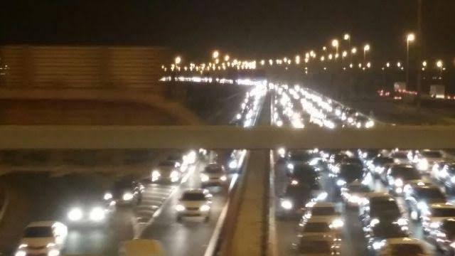 «التكتيات الثوريّة الجديدة» تنجح في التحكّم بالحركة المروريّة في «شوارع البحرين»