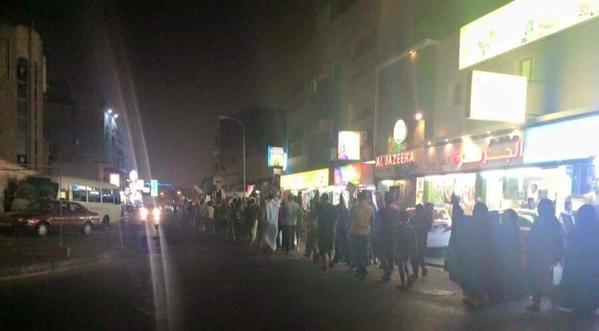 «بلدة الجفير» تتضامن مع «المعتقلين السياسيين»