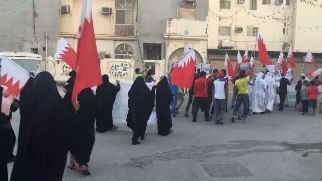 الحراك اليوميّ مستمرّ في «البحرين» والثورة تتقدم للأمام