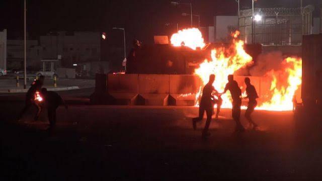 ساحات «البحرين» تشهد نزولا ثوريّا تحت عنوان «مستمرون»