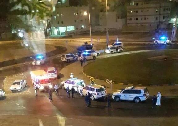 «ائتلاف 14 فبراير» يدين الحِصار العسكري لمناطق «البحرين» واستباحة منازل المواطنين