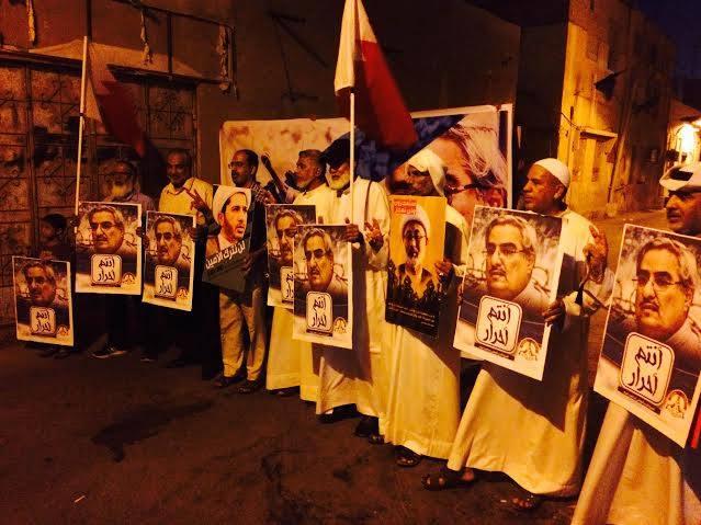 النشيد الوطنيّ يصدح في أجواء الاعتصام التضامنيّ مع «إبراهيم شريف»