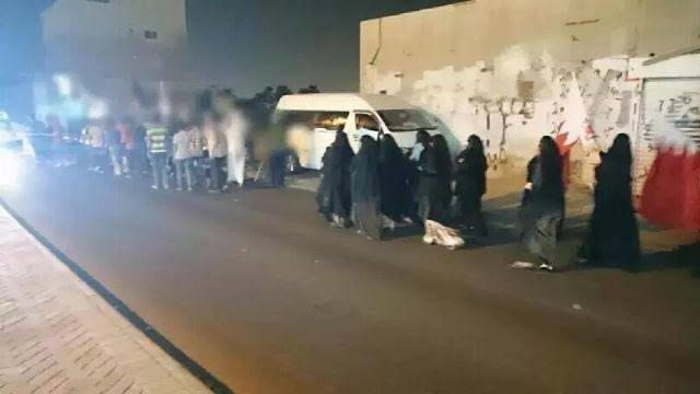 تظاهرات تضامنيّة مع «المختطفين» تعمّ بلدات البحرين