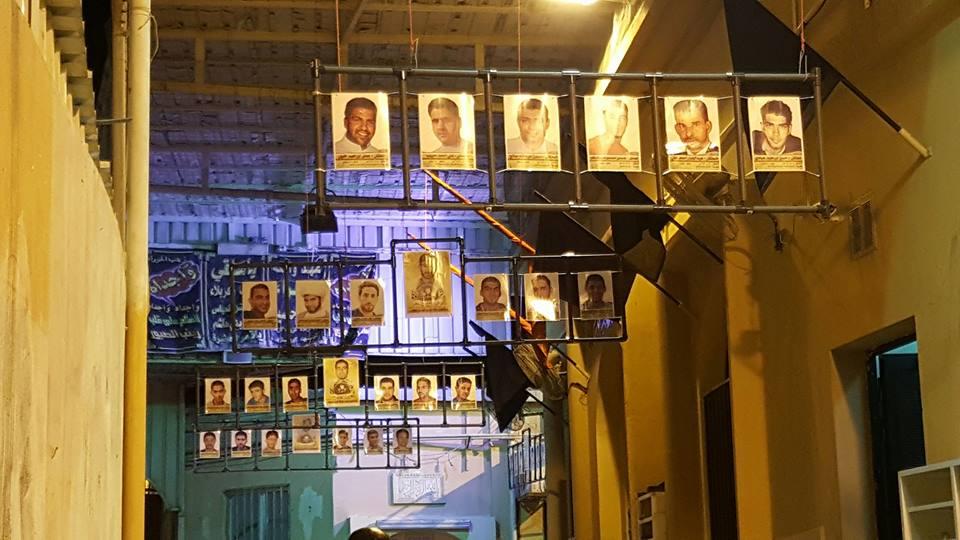 لستم وحدكم..صور «معتقلين الرأي» حاضرة في ليالي شهر رمضان