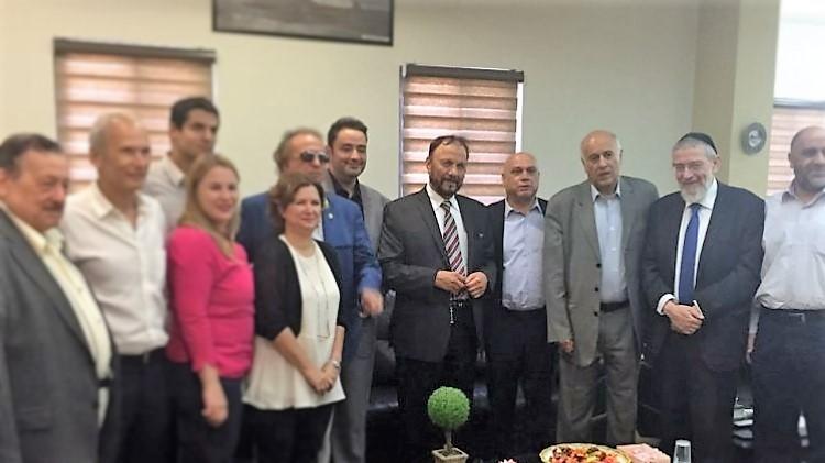 «ائتلاف 14 فبراير» يستنكر زيارة وفد سعوديّ للكيان الصهيونيّ الغاصب