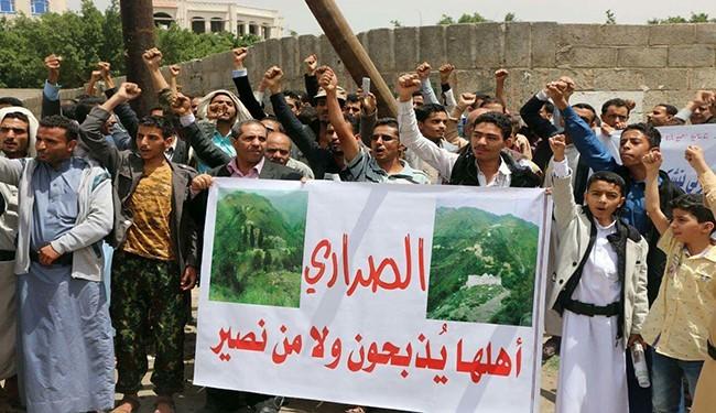 الائتلاف: الجريمة البشعة في «الصراري اليمنيّة» صفحة مخزية في سجل آل سعود