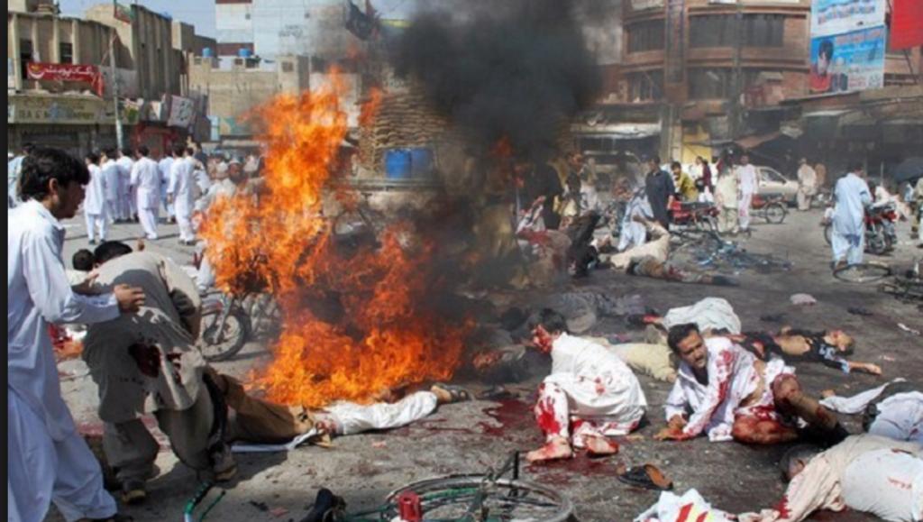 «ائتلاف 14 فبراير» يحمّل النظام السعودي مسؤولية تفجيري كابول والكاظميّة