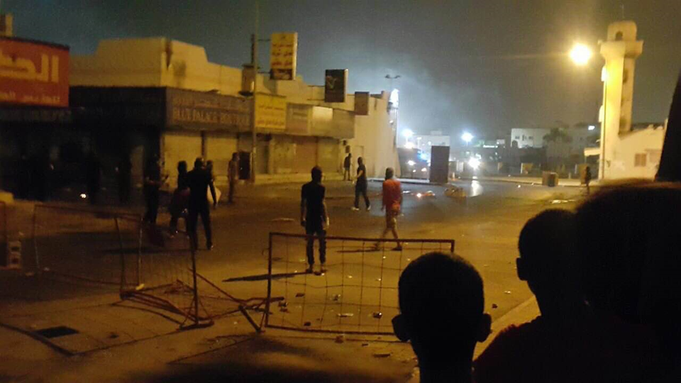 عصابات المرتزقة تهاجم تظاهرة تأبينيّة في «جزيرة سترة»