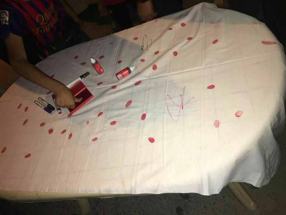 في مبادرة ثوريّة..ائتلاف 14 فبراير يدشّن «بصمة الفداء»