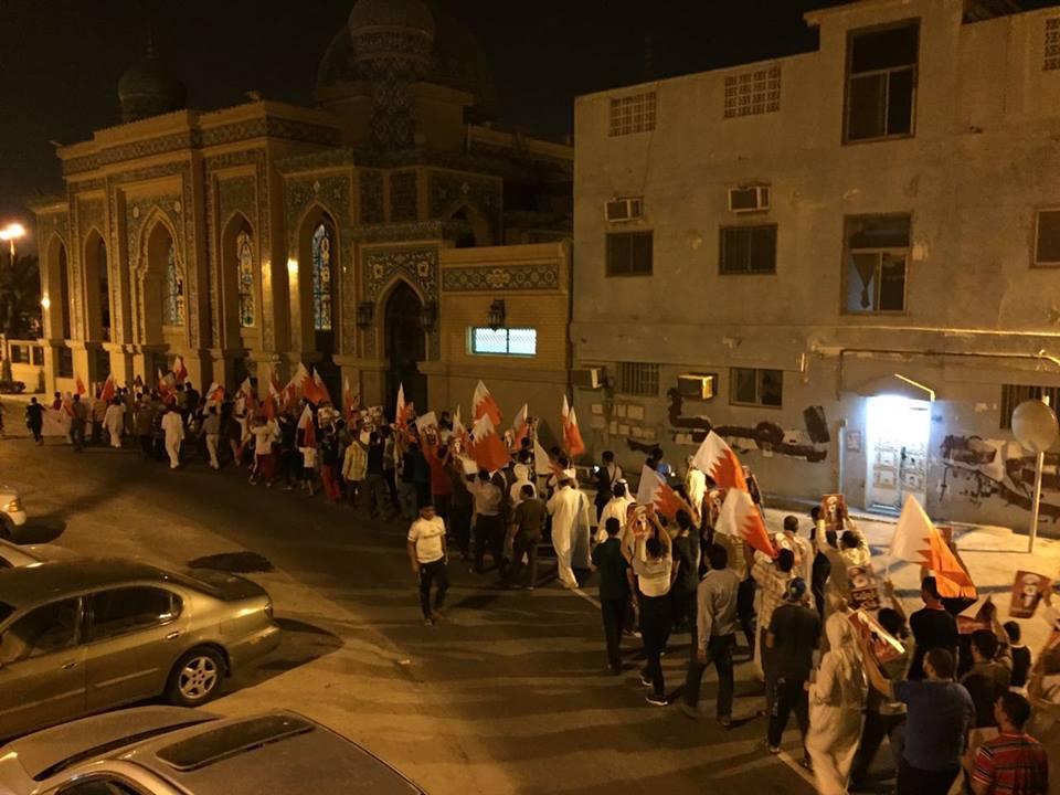 تظاهرات «جمعة الفداء – 3» ترفض الاضطهاد الطائفي والاستهداف الوجودي