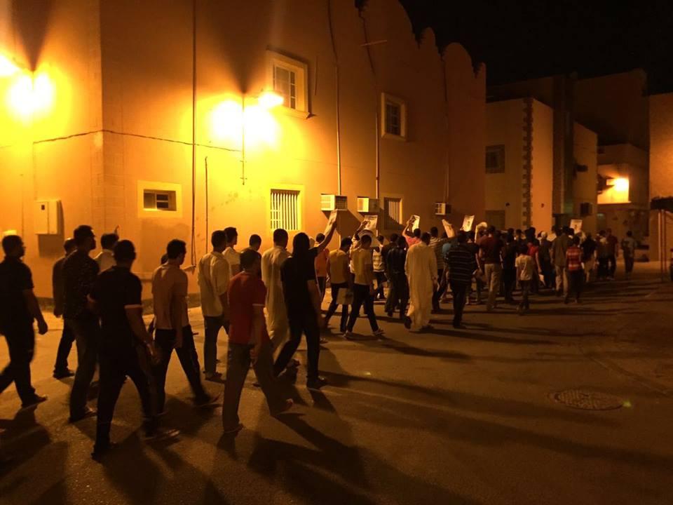 التظاهرات الغاضبة تتواصل في البحرين