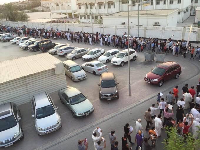 «شعب البحرين» يرفض سياسات أمريكا الداعمة للكيان الخليفيّ