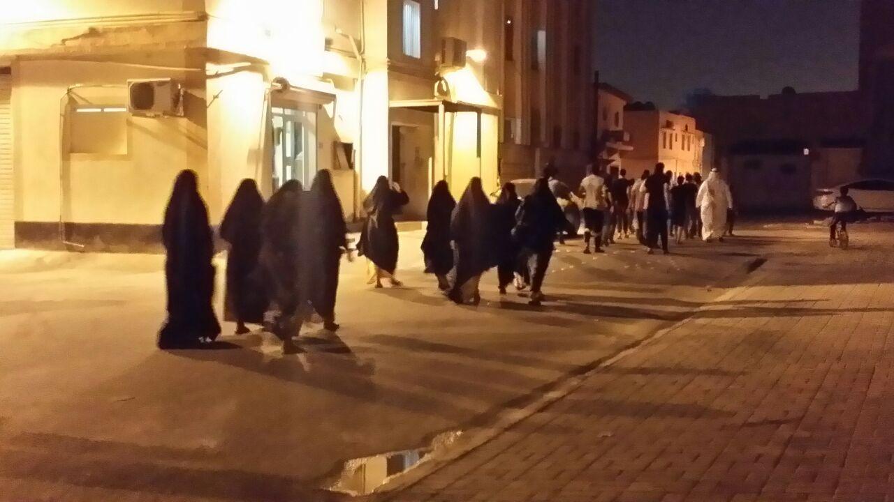 صيحات التكبير تدوّي في البحرين رفضًا للاضطهاد الطائفي