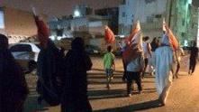 رغم المداهمات..المعامير تتظاهر دعمًا لاعتصام «ميدان الفداء»