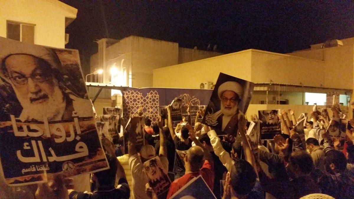 اعتصام «ميدان الفداء» يتواصل..والائتلاف يشدّد على كسر الحِصار