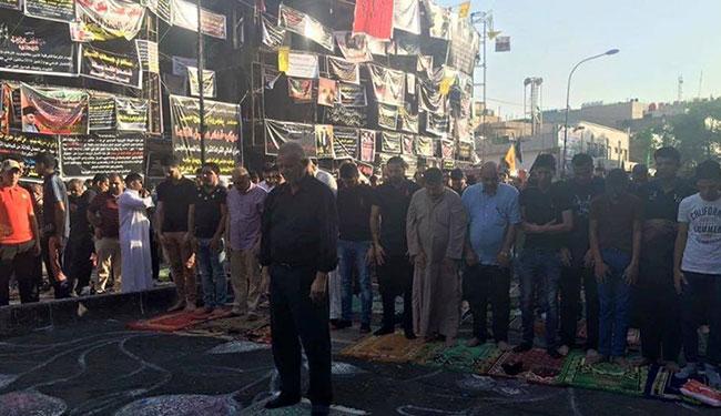 صلاة موحدة في «الكرادة» تأكيدًا لوحدة الشيعة والسنّة في العراق