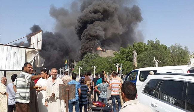 «ائتلاف 14 فبراير» يندّد بالتفجير الإرهابي في محيط كربلاء المقدّسة