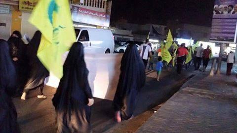 تظاهرات غاضبة تتواصل في البحرين رفضًا للاضطهاد الطائفي