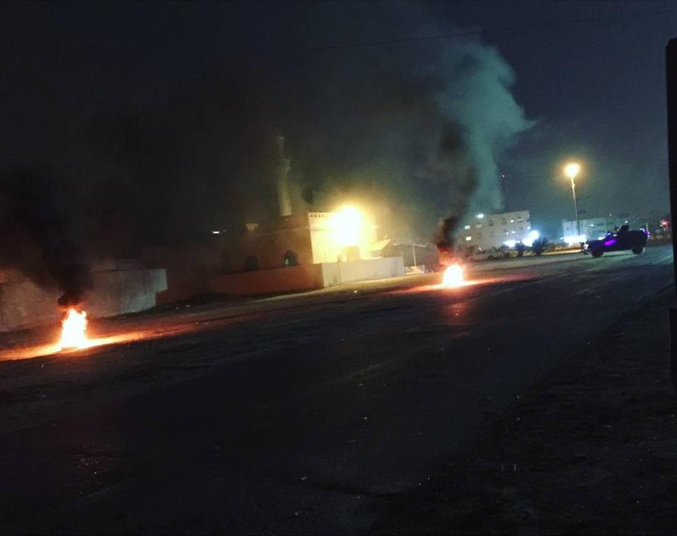 استمرار التظاهر الغاضب بعد ملحمة «عيد الاستقلال»
