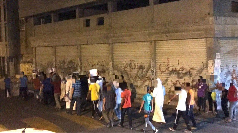 تظاهرات «جمعة الفداء – 7» تعمّ البحرين تمسّكًا بتقرير المصير