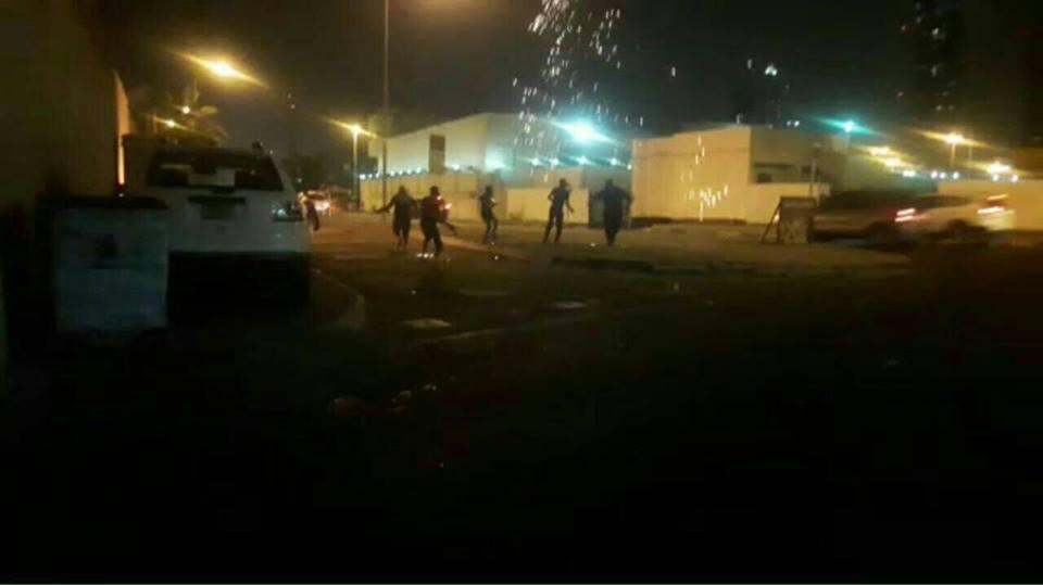 نيران «صرخة الفدائيين» تطال وكر التعذيب بالقرب من «ميدان الشهداء»