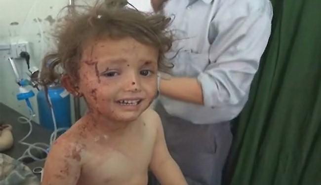 ائتلاف 14 فبراير: مجازر «آل سعود» في اليمن تُقترف بسلاح أمريكيّ