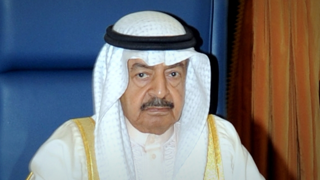 خليفة بن سلمان يقيّم بـ «عين عوراء» وضع حقوق الإنسان في البحرين