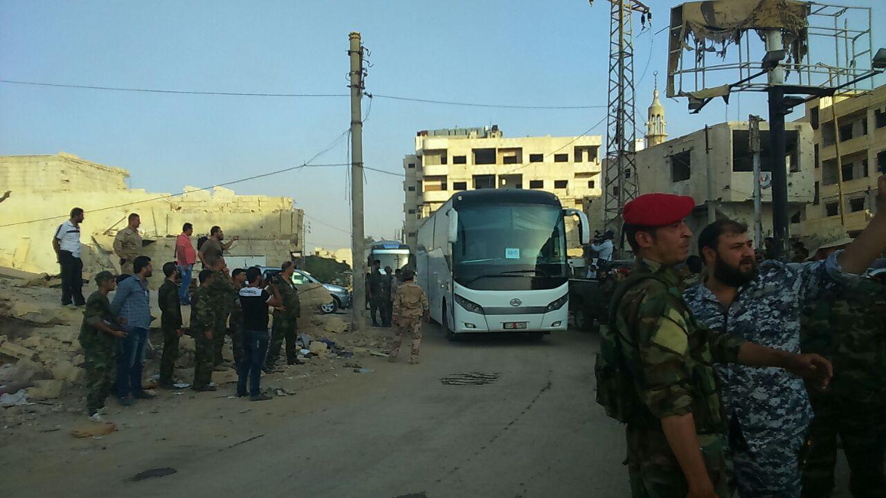 الائتلاف يشيد باتفاق داريا ويؤكد: الشعب السوريّ هو من يقرّر مصيره