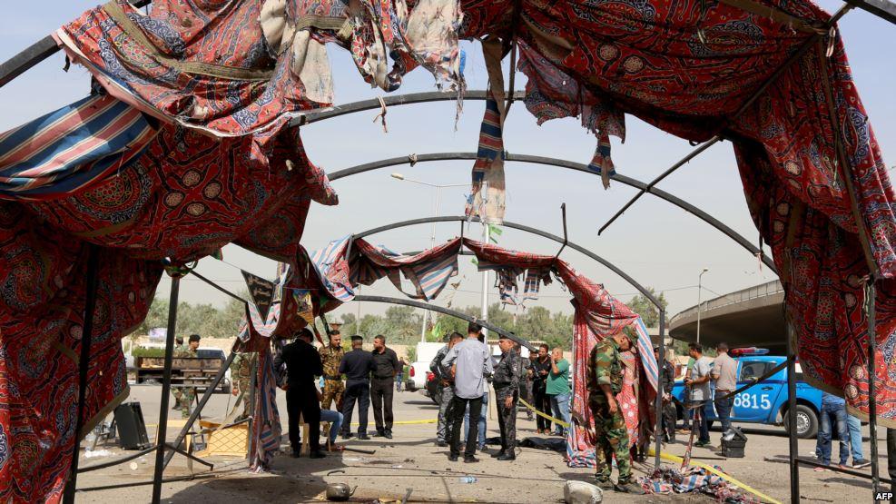 الائتلاف منددًا بمجزرة بغداد..النظام السعودي الإرهابي يتحمّل المسؤولية