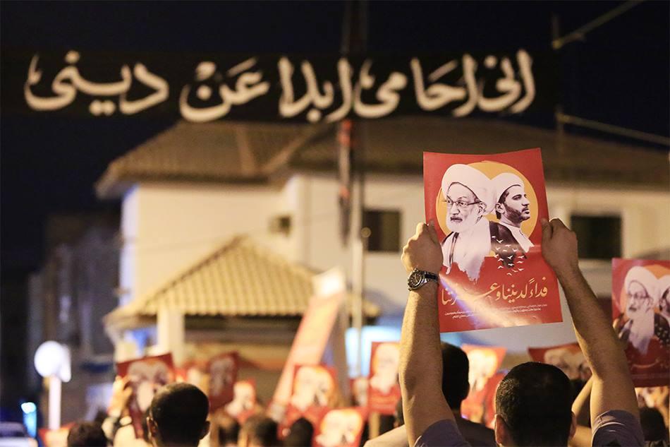 اعتصام ميدان الفداء..صورة مثاليّة للمقاومة والصمود والتحدّي