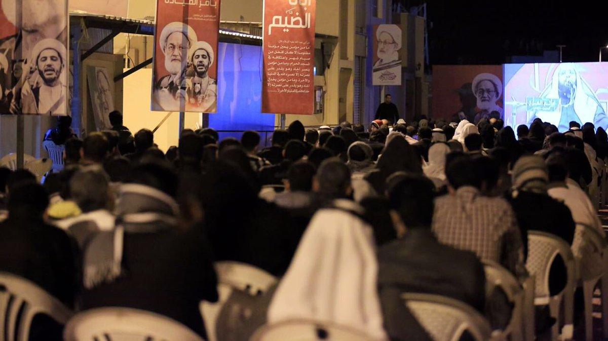 الفدائيّون يواصلون التخنّدق في «ميدان الفداء» غرب المنامة