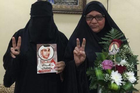 نسويّة الائتلاف تواصل نشاطها الإجتماعي بزيارة عوائل الشهداء