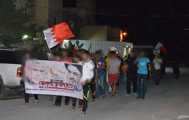 مسيرات «جمعة الكرامة العربيّة» تتضامن مع حزب الله والحشد الشعبي